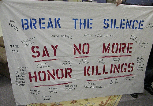 Honor Killing- A Global of Discrimination Against Women