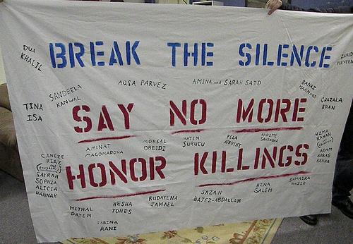 Honor Killing- A Global of Discrimination Against Women