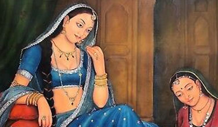 Great Rajput Women